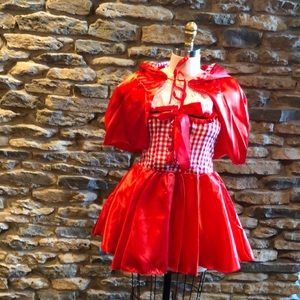 Frederick's of Hollywood Other - Frederick's of Hollywood Little Red Riding Hood